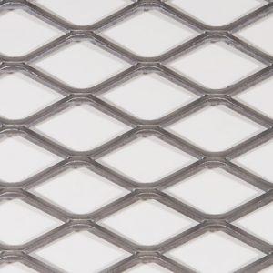 Flattened Expanded Metal (Steel)