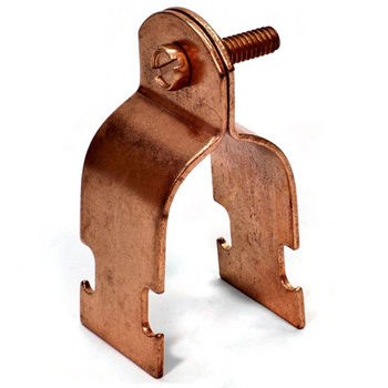 PHD Strut Clamp Copper