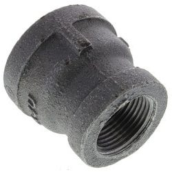 Black Reducer Couplings