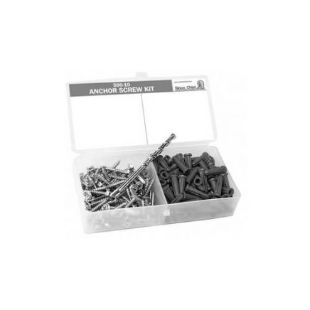 Sioux Chief Anchor Screw Kit