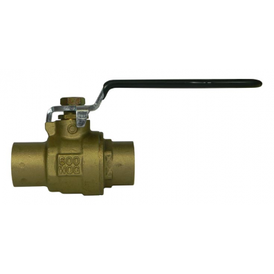 Sweat Ball Valves