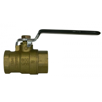 Full Port Threaded Bronze Valves