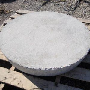 Concrete Lid