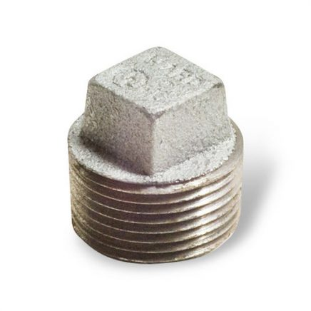 Galvanized Plugs