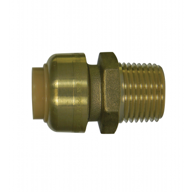 Push Fit Threaded Adapters