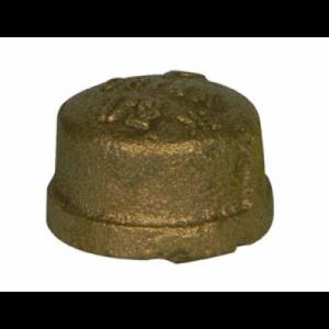 Threaded Brass Caps