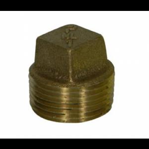 Threaded Brass Plugs