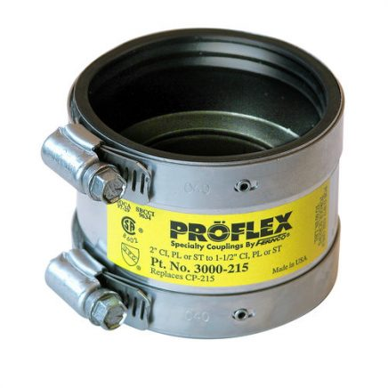 Proflex CI to Plastic, Steel or XHCI