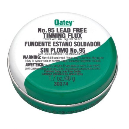 Oatey Solder, Flux, Putty
