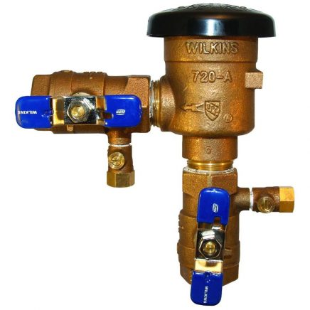 Wilkins Pressure Vacuum Breakers