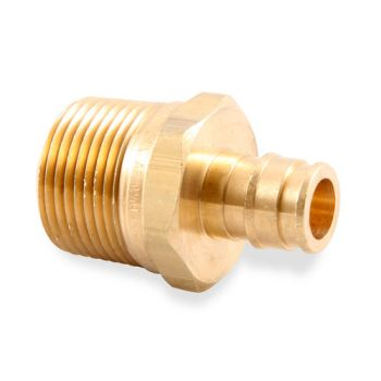 Pex Threaded Adapters