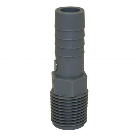 Poly Insert Threaded Adapters