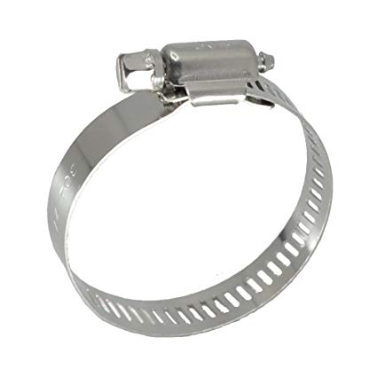 Stainless Steel Gear Clamps