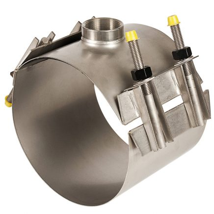 Water Service Saddles Stainless