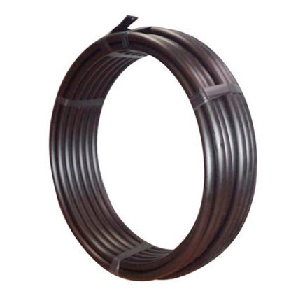 Black Poly Pipe (For Use With Insert Fittings)