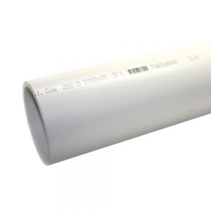 Solid Core Plain End Pipe