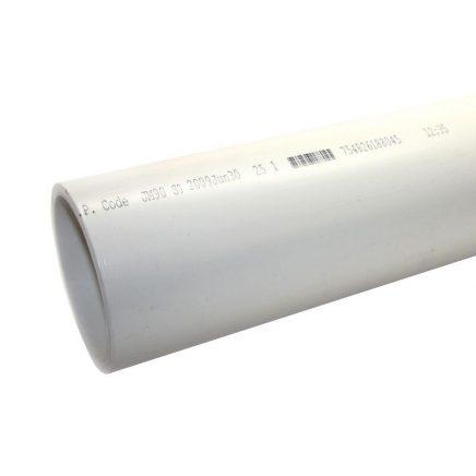 PVC Schedule 40 Foam Core Pipe PE