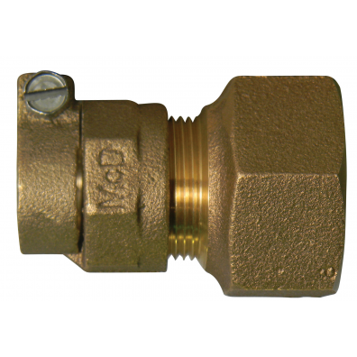 Mac Pac (CTS) x Flare Nut With Ring