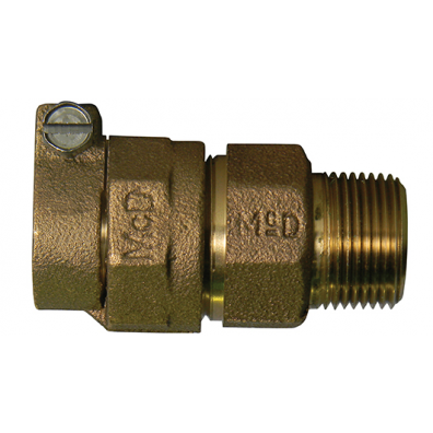 Mac Pac (CTS) x Male Pipe Thread