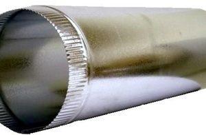26 gauge Pipe