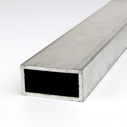 Square & Rectangular Aluminum Tube
