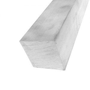 Solid Aluminum Square