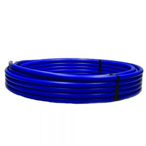 Blue Poly Pipe and Fittings PEP (Iron Pipe Size)