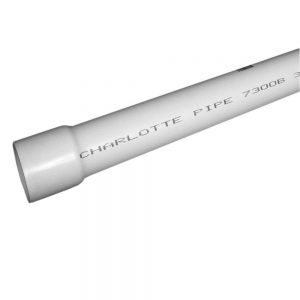 Solid Core Belled End Pipe