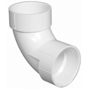 Large Diameter PVC/DWV Fittings